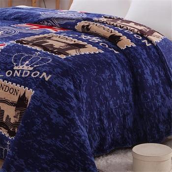 Avant-Garde Fleece Blanket  1