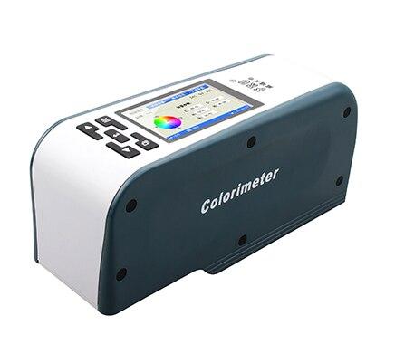 4 мм/8 мм/16 мм Портативный Точный Цифровой измеритель цвета прибор для определения цветов тестер WF30-16 мм для текстуры и частиц поверхности