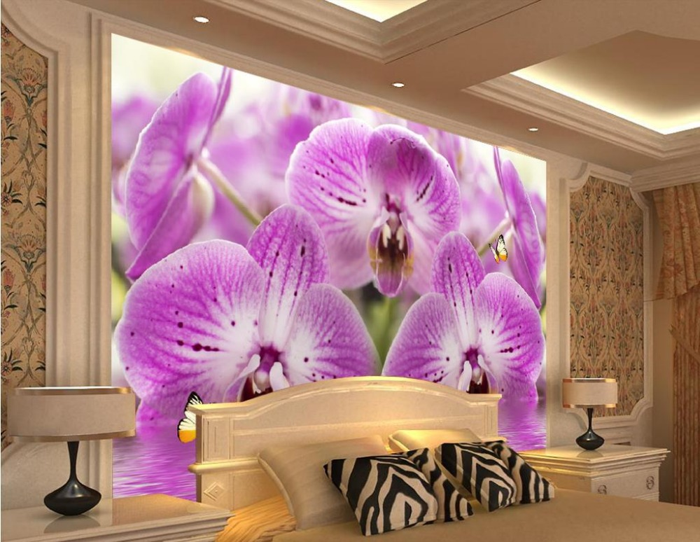 Unduh 440 Wallpaper Bunga Anggrek Ungu HD Paling Keren