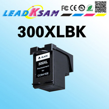 Пополнен 300XL Черный Сменный картридж для принтера совместимая для hp300 для 300 с чернилами hp Deskjet D1660 D2560 D2660 D5560 F2420 F2480