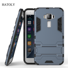For Asus Zenfone 3 Lite Case ZE520KL Heavy Duty Armor Case Shockproof Hybrid Silicone Rubber Hard Phone Cover For Zenfone 3 Neo back battery cover door housing case for asus zenfone 3 ze520kl