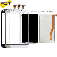 5.5inch For Oukitel U22 LCD Display With Touch Screen Digitizer For Oukitel U22 Mobile Replacement With Tools +Adhesive