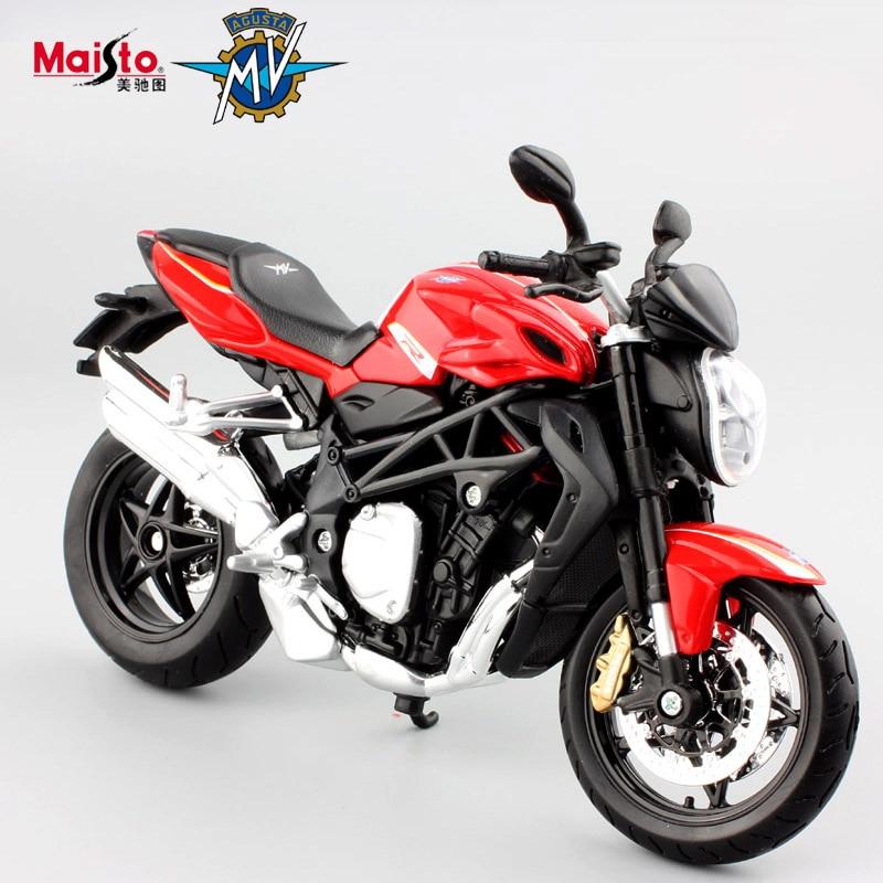 2017 new 112 scale childrens mv agusta brutale 1090 r models motor bike mini race car diecast metal motorcycle for kids toys