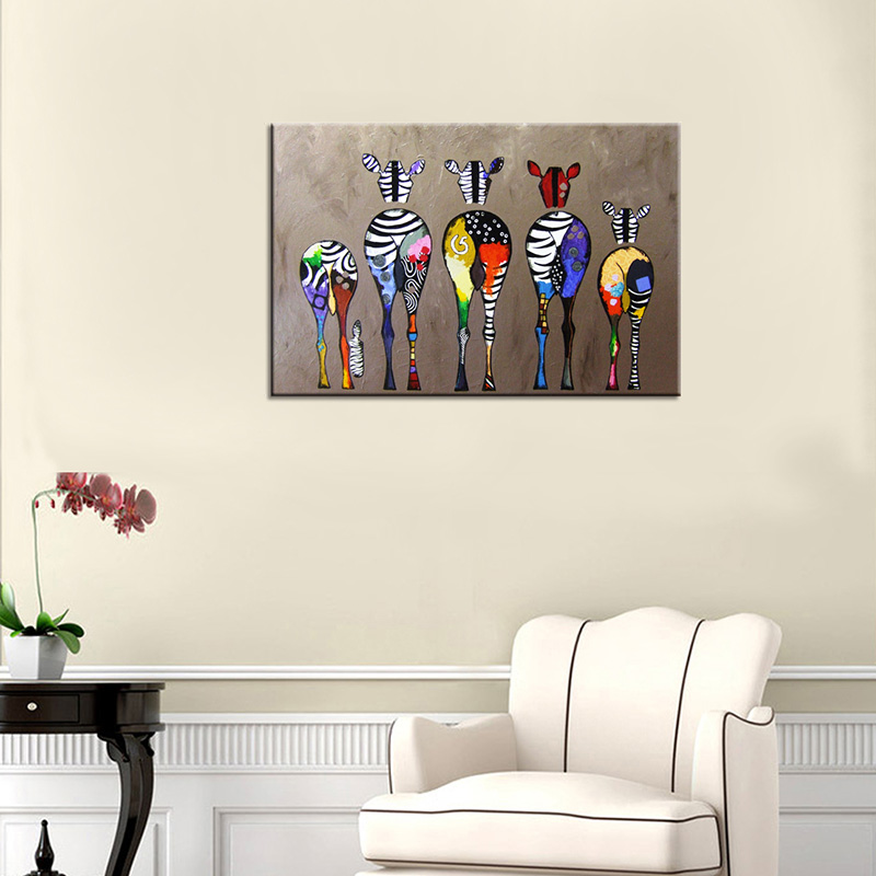 Online get cheap trendy art prints for Cheap funky home accessories