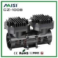 Высокое качество 100 Вт 110 В/220 В 35l/мин мембранный насос высокого Давление Электрический насос для автоклава Micro вакуумный насос автоматическ