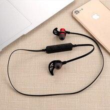 Écouteurs magnétiques Bluetooth d'origine, oreillettes de Sport sans fil, hi-fi, basse sans perte, peuvent connecter deux appareils en même temps
