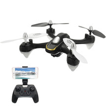 Новые Нибиру E33W Wi-Fi FPV с Камера headless режим свет RC Quadcopter RTF VS jjrc H31