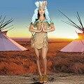 Женский индийский необычные платья индийские костюмы взрослых женщин карнавальный костюм фантазия косплей хэллоуин костюмы для женщин