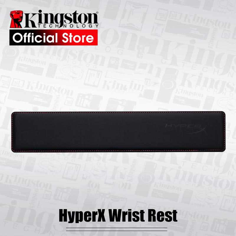 Kingston HyperX Wrist Rest Ergonomic Gel Keyboard Bracers Keyboard Holder