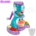 Beijamei 2020  оптовая продажа  бытовая машина для Фруктового мороженого  Домашний йогурт  десерт  маленькая машина для приготовления мороженого