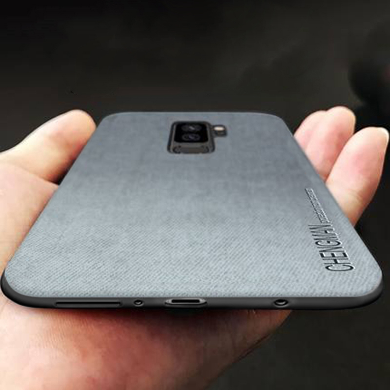 High Quality Luxury Soft TPU Silicone Phone Case For Samsung Galaxy s8 s9 Plus Case Cover For Samsung s8 s9 s10 Plus Back Cover image