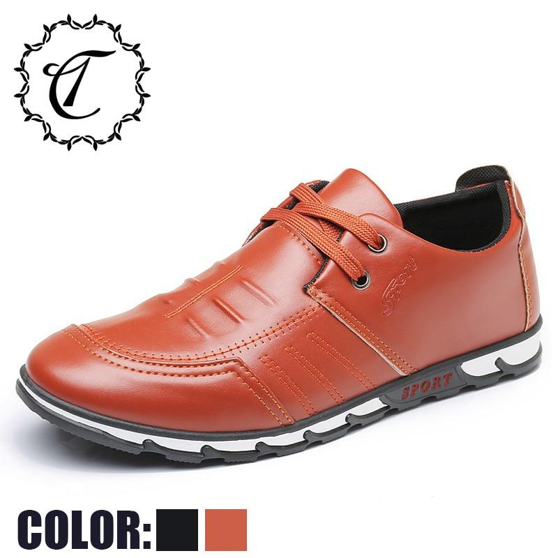 1ffb91cd4a8 CatriCa Лето чёрный  коричневый кожа 2019 мужские дизайнерские Лоферы  дышащая высокое качество модные роскошные вождения платье Мужская обувь B55