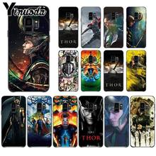 Yinuoda Loki Thor Custom Photo Soft Phone cover Case For Samsung Galaxy s9 s8 plus note 8 note9 s7 Mobile Cases(China)