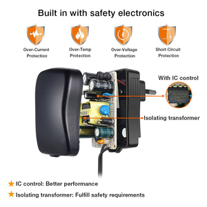 Image 2 - 30W Universal AC Adapter, 3V 4.5V 5V 6V 7.5V 9V 12Vแรงดันไฟฟ้าอะแดปเตอร์Switching Power Supply 6เลือกเคล็ดลับ