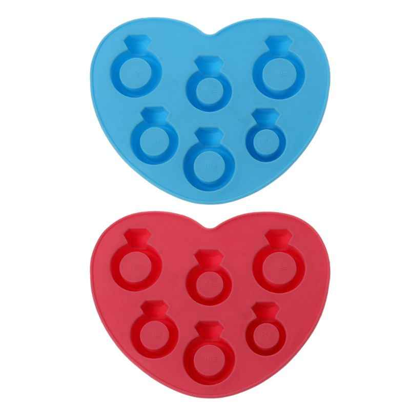 Ice Cube Tray Molds For Kids, Small Silicone Ice Cube Maker Storage  Containers For Cake Chocolate Soap Cocktail Whiskey, 37 Cubes With  Spill-Resistant Removable Lid, Nontoxic And Safe: Buy Online at Best