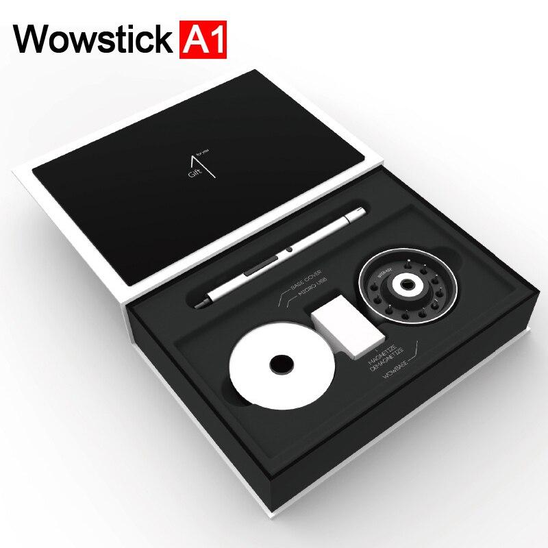 Wowstick A1 mini cordless chave de fenda elétrica para o telefone móvel Da Câmera Reparação Ferramentas Elétricas mini Broca Elétrica