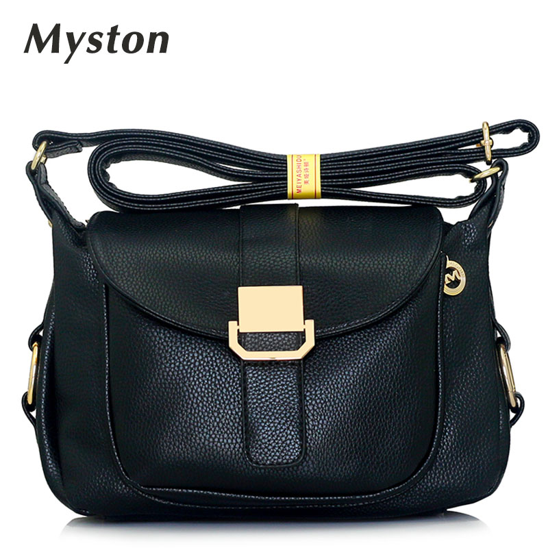 MYSTON classics shouder bag Mansur women genuine leather lady bag Gavriel lady real leather Shoulder Bags Female Tote Bag 2016 newest mansur gavriel genuine leather women circular tote bag lady hand bag logo printed free shipping