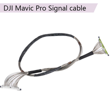 DJI Mavic Pro PTZ Transmission Line Signal Cable Wire FPV Video Flexible Cable for Mavic Pro Spare Part Drone Camera Accessories dji mavic pro rc camera drone fpv quadcopter combo spare part flight controller esc board circuit board module