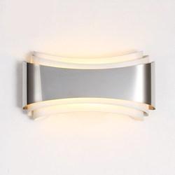 BDBQBL nowoczesne kinkiety LED kinkiet ze stali nierdzewnej Wandlamp Hardware 5W Home Decoration kinkiet lampa do sypialni gabinet