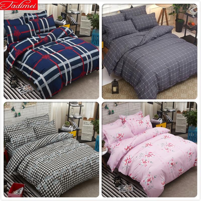 Power Source Just Duvet Cover Bed Linen 3/4 Pcs Bedding Set Kids Cotton Bedlinen Full King Queen Twin Double Size 1.5m 1.8m 2m 2.2m 2.4m Bedsheet