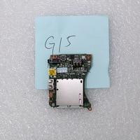 Barato Nuevo Placa de circuito principal tarjeta madre PCB piezas de reparación para Canon Powershot G15 PC1815