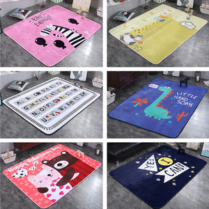 Image 5 - Soft Baby Crawling Mat Child Play Mats Warm Rug Living Room Carpet