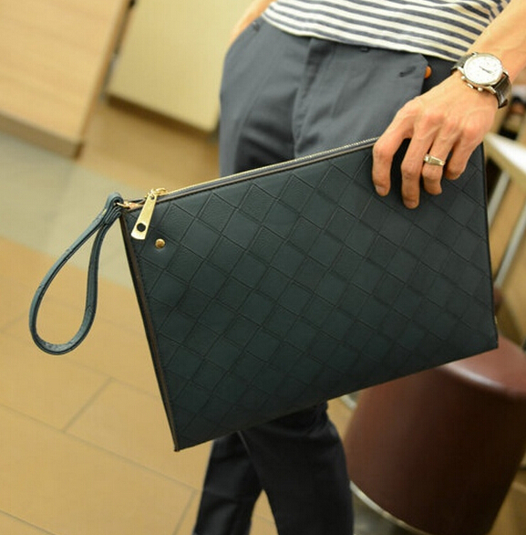 Stacy Bag Hot Sale Good Quality Man Clutch Male Fashion Day Clutches Envelope Bag