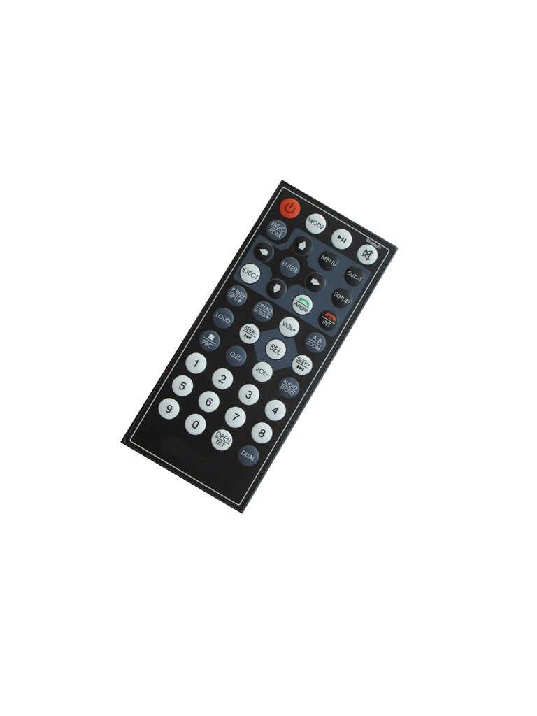 Controle remoto Para DVD Multimídia VR-730 VR-730B VR-730BT VR-730T de Áudio Sistema de Som Do Carro