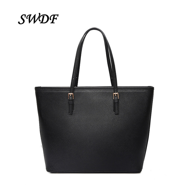 2016 New Designer Cheap Woman Shoulder lightweight PU handbags Bags large capacity foreign trade Women Bag shoulder purse bag