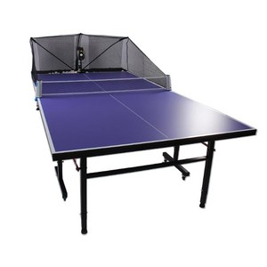 Image 5 - HUIPANG H600 PRO Table Tennis Robot/Machine Multifunctional With Recycle balls Net And 2.4 G Wireless Remote Control +200 balls