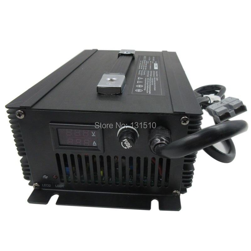 1200W 24V 30A Caricatore 29.4V 30A li ion battery charger Ingresso 100 120V O 220 240V Per 7S 24V batteria al litio - 2