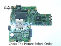 PCNANNY For Dell Inspiron 15R N5010 Laptop motherboard CN 0W9PGG 0W9PGG W9PGG HM57 PGA989 48.4HH25.011 HM57 DDR3 tested