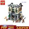 IN STOCK Free Shipping New LEPIN 15001 2413Pcs Brick Bank Model Building Kits Blocks Bricks Toy