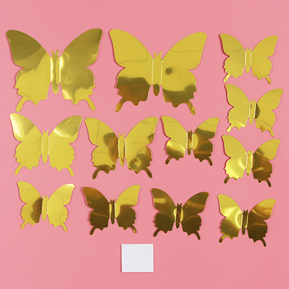 Fantastic Pink Butterfly Wall Decor Images - The Wall Art ...