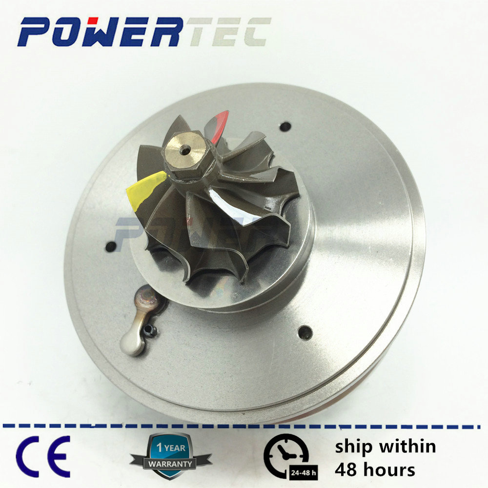 For Volkswagen Golf IV 1.9 TDI turbocharger GT1749V cartridge CHRA AFN turbine core 110KW 706712-0001 / 028145702T