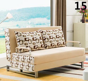260317/1. 5 м/Высококачественная Металлическая стальная рама/складной диван-кровать/Различные стили/высокая эластичность/домашний многофункциональный диван/ - Цвет: Pastoral cloth