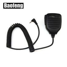New Handheld Microphone Speaker Mic For Baofeng UV-3R Walkie Talkie Remote Speaker Microphone