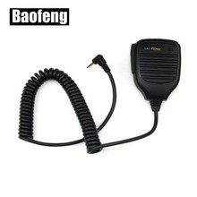 XQF Handheld Microphone Speaker Mic For Baofeng UV-3R Walkie Talkie Remote Speaker Microphone цена