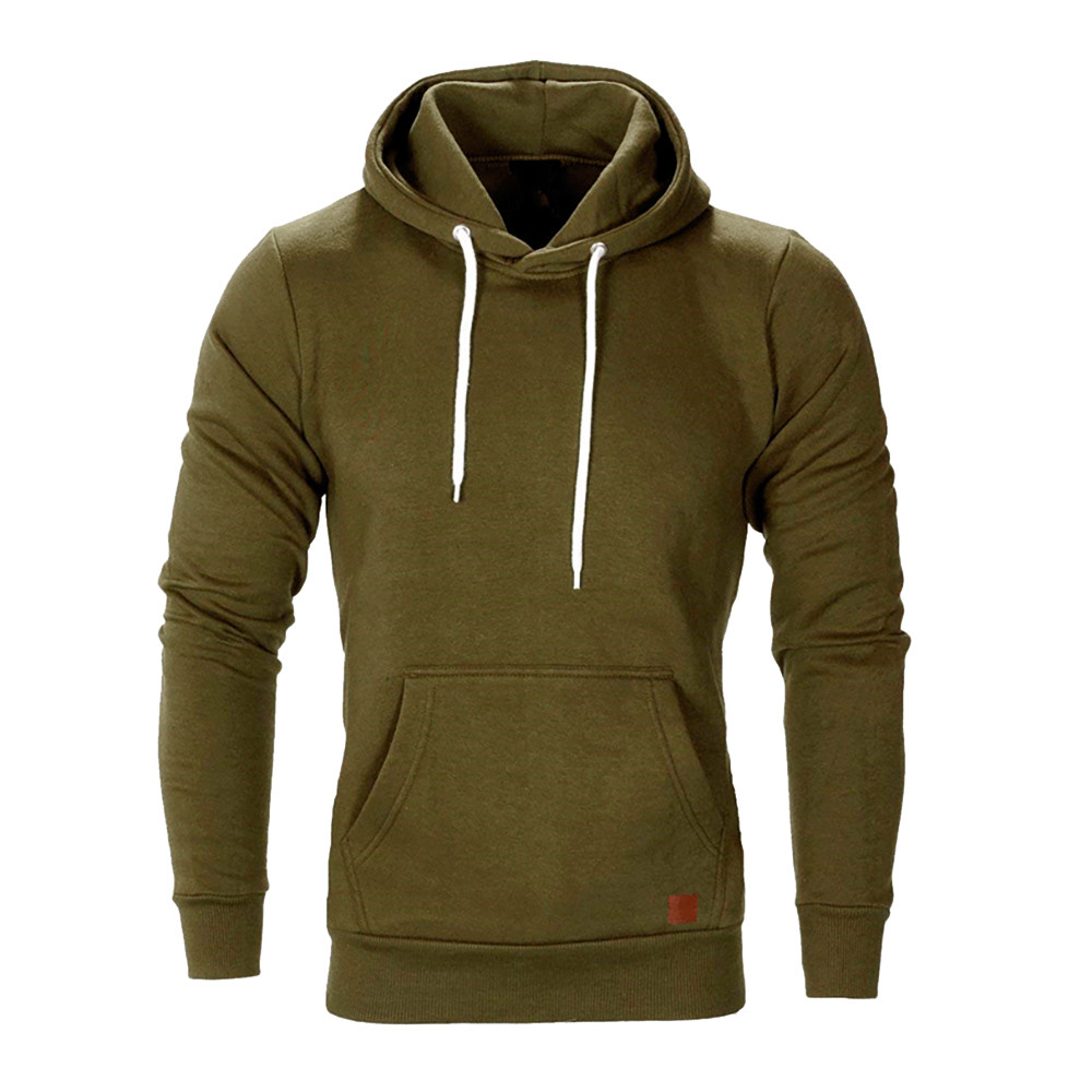 Sweatshirts Men's Long Sleeve Autumn Winter Casual Sweatshirt Hoodies Top Blouse Tracksuits Mens Pullovers  oct30