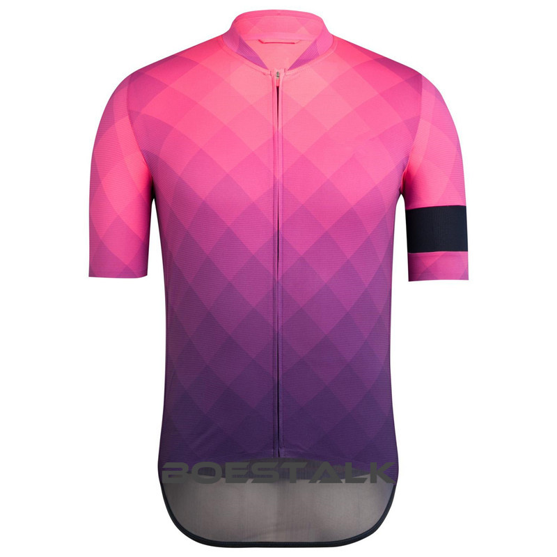7330854bb Detail Feedback Questions about CLASSIC FLYWEIGHT BLOCK FADE PRINT Pro team  aero Reticulate middle sleeve MEN S cycling Jersey Racing Race clothes ...