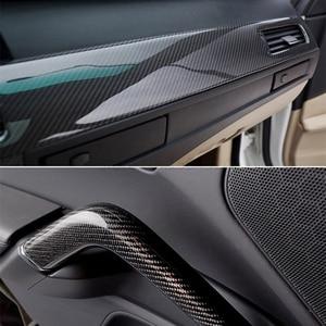 Image 3 - 100 centimetri * 30 centimetri di Alta Lucido 5D Involucro In Fibra di Carbonio della Pellicola Del Vinile Del Motociclo Tablet Adesivi E Decalcomanie Accessori Auto car Styling