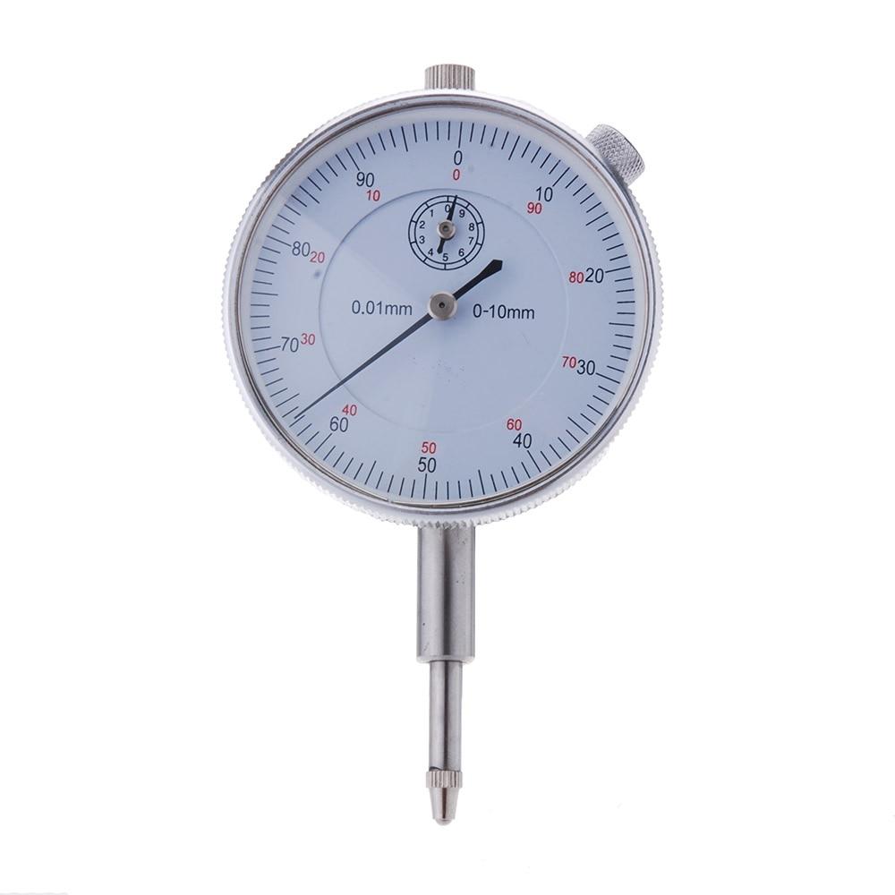Digital Indicator Gauge : Mm micrometer measurement instrument round dial