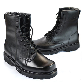 Men Boot Military Big Size Winter Genuine Cow Leather Tactical Outdoor For Mountain wear-resisting Male Boots #MXZ8218112