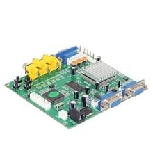 GBS8200 CGA/EGA/YUV/RGB to VGA Arcade Game HD Video Converter Board XJ66