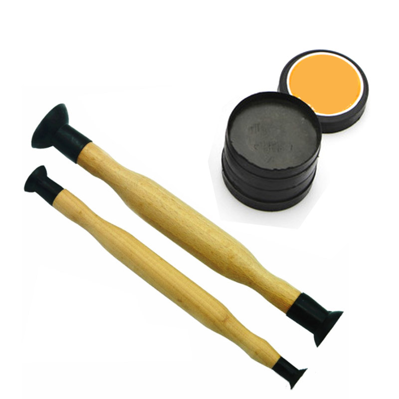 Motorcycle Car Valve Lapping Grinding Sticks with Suction Cups Grinding Sand