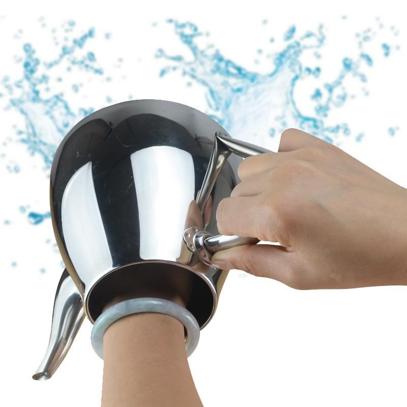 Sanqia 1200 ml gaya baru stainless steel botol air ketel air, Panci - Dapur, ruang makan, dan bar - Foto 5