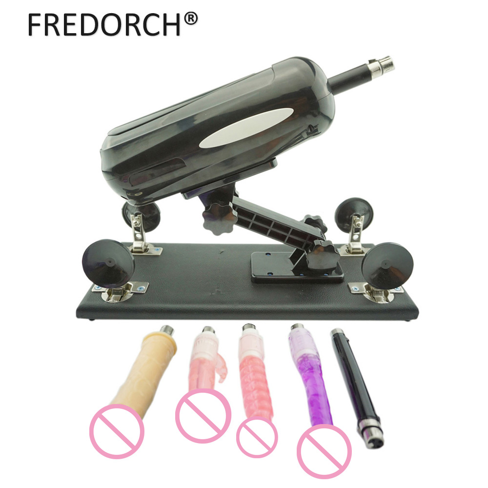 F2 Updated version Sex Machine Gun with Dildo Automatic Sex Machines for women love machine sex toys Vibrator mf2300 f2
