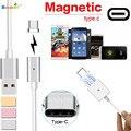 Binmer calidad superior magnética usb cable cargador cable de sincronización de datos de tipo c micro usb para android nov30