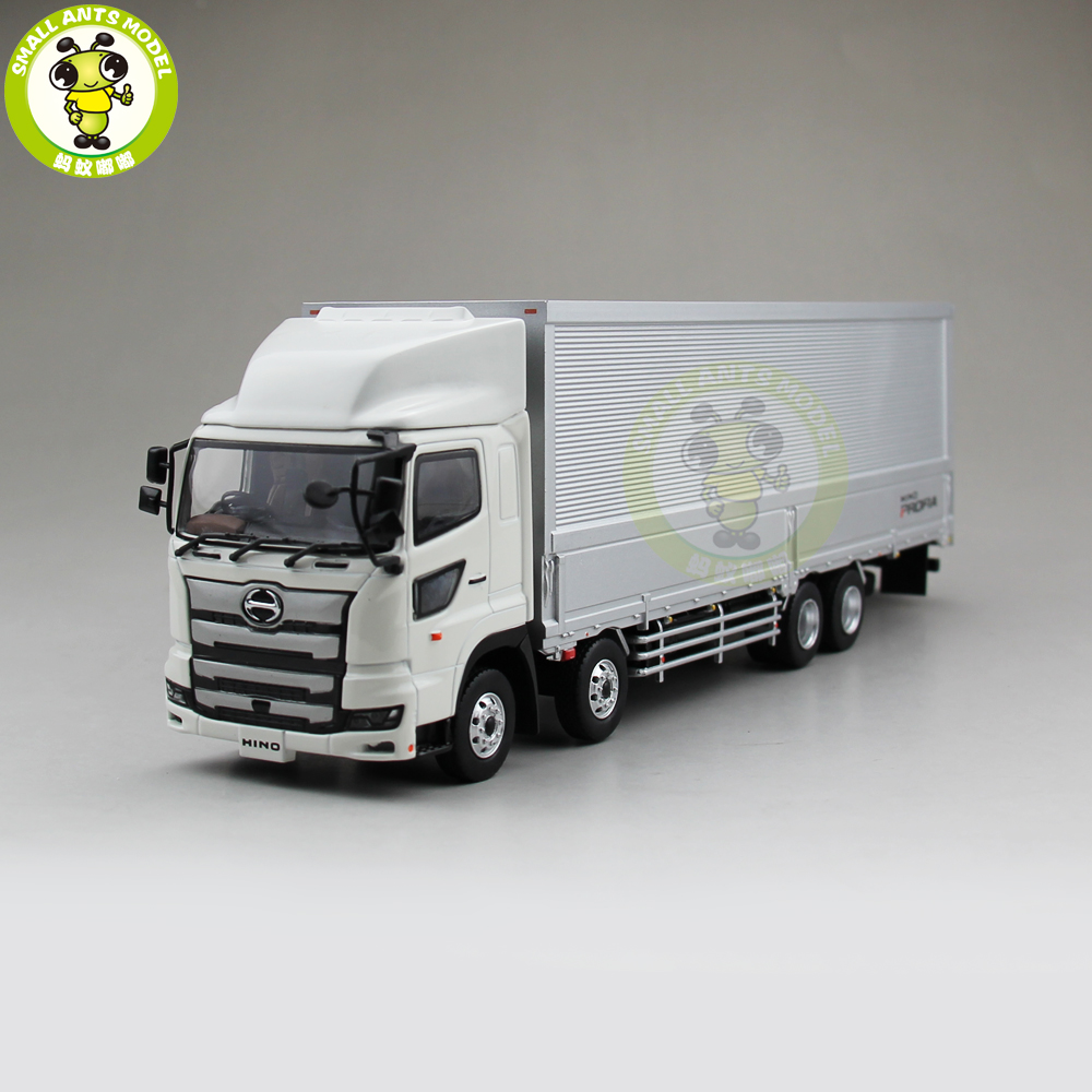 1/43 Hino PROFIA Diecast Metal Car Truck Trailer Container ...