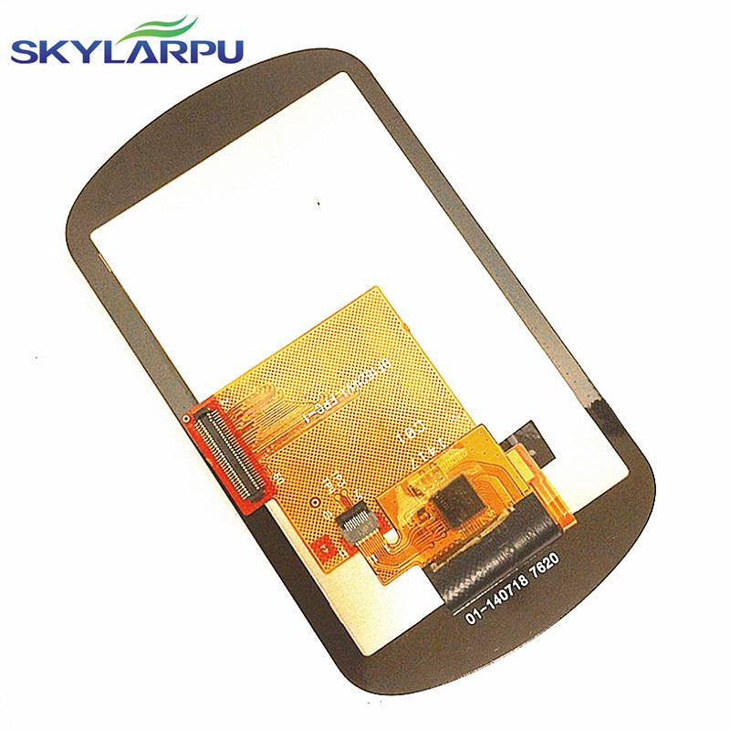 skylarpu DF1624V1 FPC-1 LCDs for Garmin eTrex Touch 35t Handheld GPS LCD display Screen with Touch screen digitizer replacement skylarpu black lcd screen for garmin etrex touch 35 handheld gps lcd display screen with touch screen digitizer free shipping